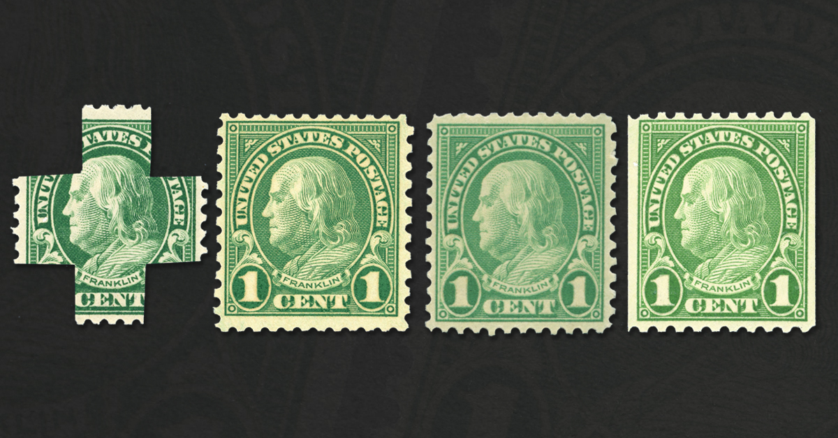 Scrutinizing This 1-cent Stamp Can Pay Big Dividends
